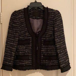 JCREW Cropped Woven Jacket